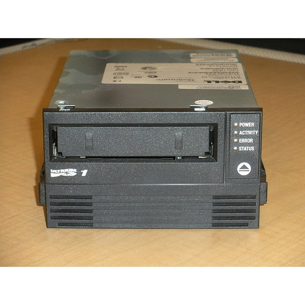Dell PowerVault Ultrium LTO1 100/200GB Internal SCSI Tape Drive STU42001LW P7818