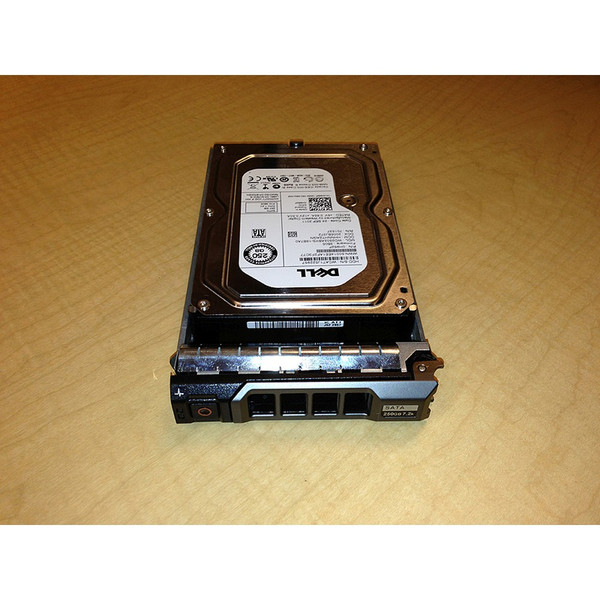 "250GB 7.2K SATA II 3.5"" Hard Drive Dell H962F Western Digital"
