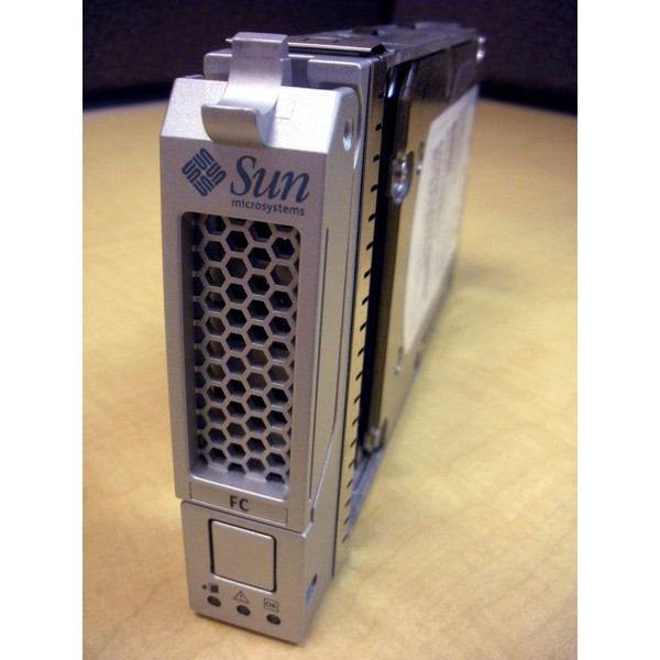 Sun 540-7156 300GB 15K FC-AL Hard Drive for 6140 Array via Flagship Tech