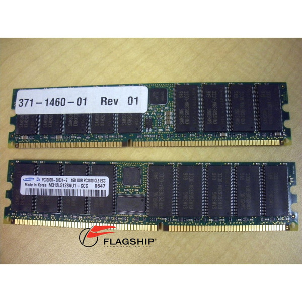 Sun X7299A-Z 8GB (2x 4GB) Memory Kit (371-1460)
