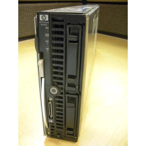 HP 501713-B21 BL460c G5 E5450 3.0GHz QC (1P), 2GB Blade Server via Flagship Tech