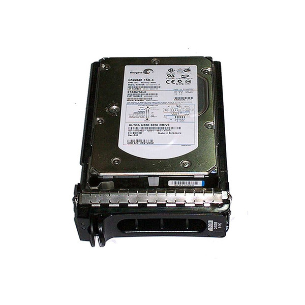36GB 15K U320 SCSI 80Pin Hard Drive Dell GC822 Seagate ST336754LC