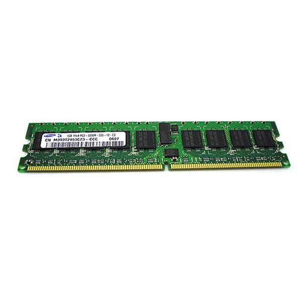 1GB PC2-3200R 400MHz 1Rx4 DDR2 ECC Memory RAM DIMM X1562 D6599