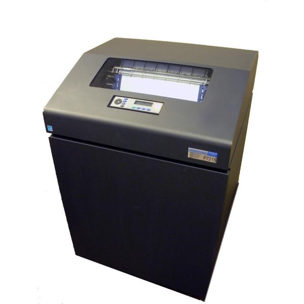 Printronix P7215 Line Matrix Printer 1500 LPM equal to 6500-v15