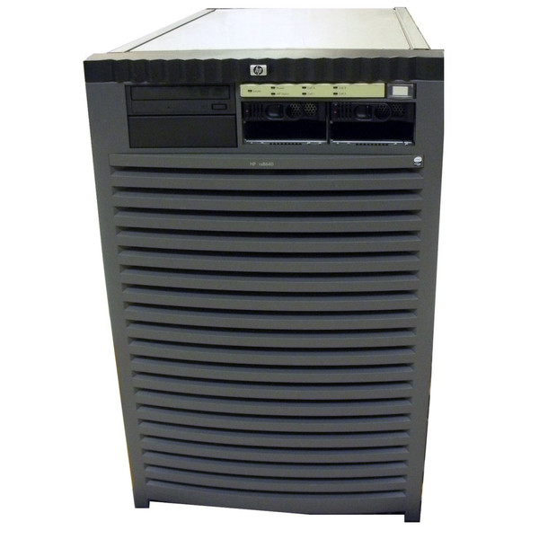 HP AB297A rx8640 32-Way 1.6GHz/18MB CPU 128GB RAM 2x146GB Hard Drive DVD Rack Kit via Flagship Tech