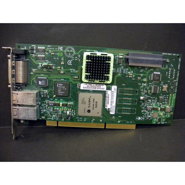 HP AB290A PCI-X 2-Port 1000BaseT & 2-Port U320 SCSI Combo Adapter via Flagship Tech
