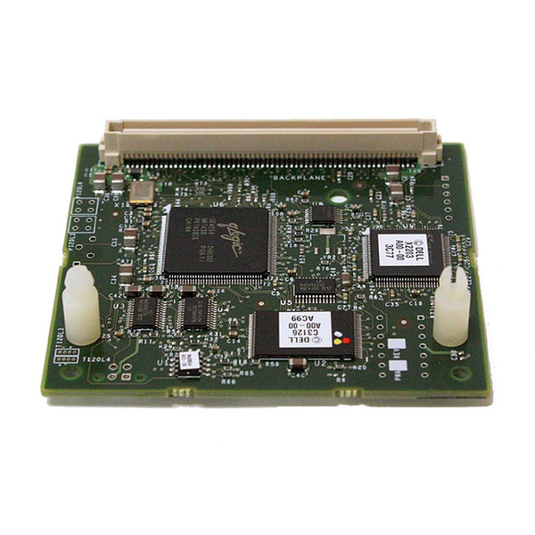 Dell PowerEdge 2800 Split Backplane Daughterboard H1739 JJ349