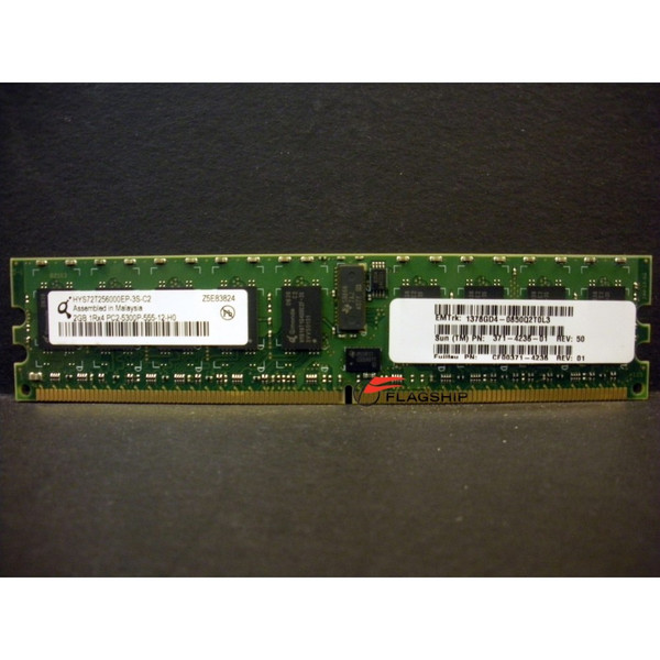 Sun 371-4236 2GB DIMM DDR2-667 1-Rank for M4000 M5000 via Flagship Tech