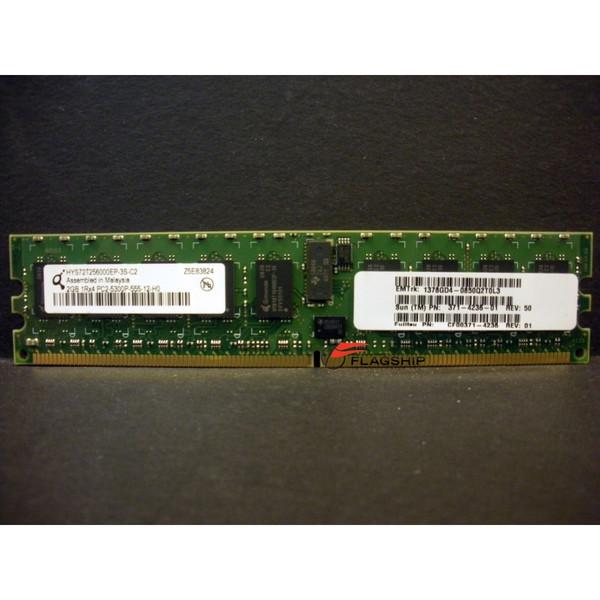 Sun 371-4236 2GB DIMM DDR2-667 1-Rank for M4000 M5000 via Flagship Tech