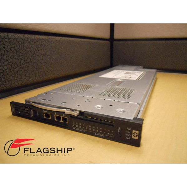 HP 378926-B21 Cisco Ethernet 16-port switch module 1`