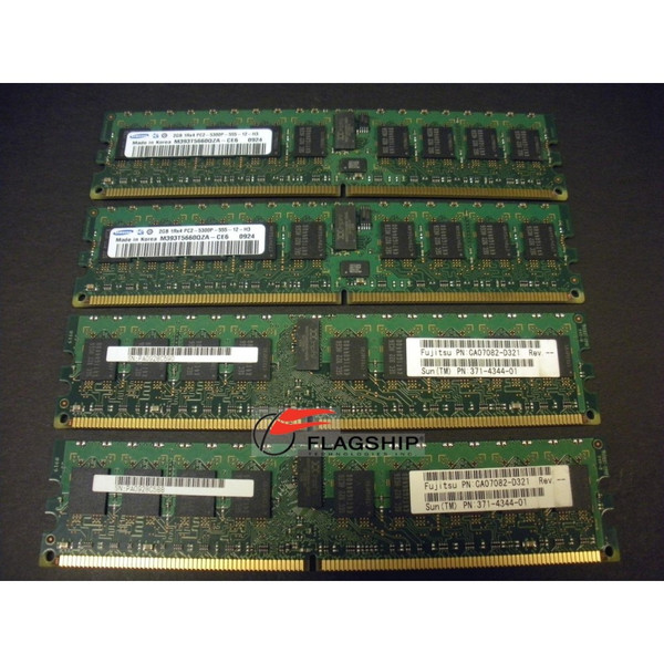 Sun SEWX2B1Z 8GB (4x 2GB) Memory Kit for M3000 (371-4344)