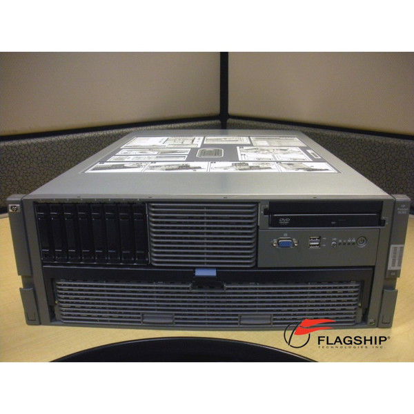 HP 448188-001 DL585 G5 Opteron 8356 2.3GHz QC, 8GB, P400 Rackmount Server