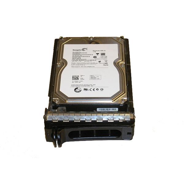 "1TB 7.2K RPM 3.5"" SATA 3Gbps Hard Drive Dell H652R Seagate ST31000528AS"