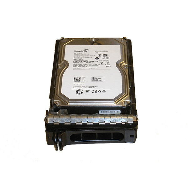 Dell H652R Seagate ST31000528AS 1TB 7.2K RPM 3.5in SATA 3Gbps Hard Drive