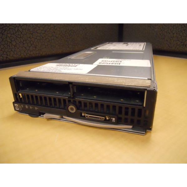 HP Compaq 407235-B21 BL465c O2218 2.6GHz DC 2GB Server 1