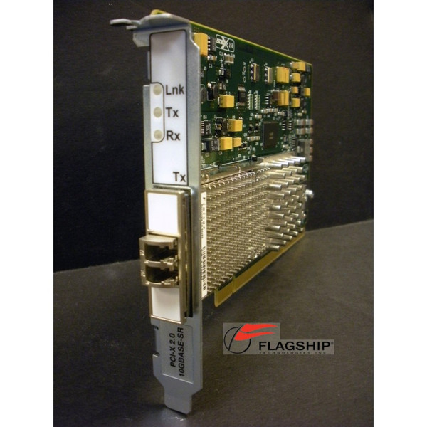 AD385A HP PCI-X 266MHz 10 Gigabit Ethernet Fibre Channel SR Adapter (10GBASE-SR)