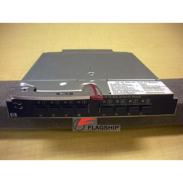 HP 466482-B21 466484-001 466539-001 BLc Virtual Connect 8Gb 24-Port FC Module