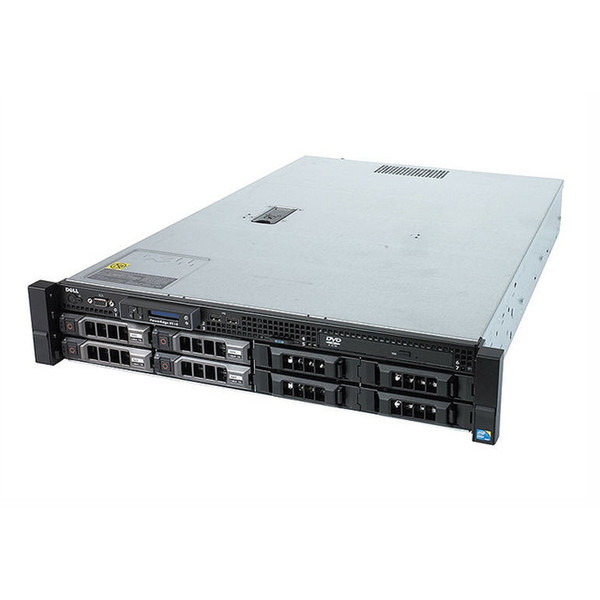 Dell PowerEdge R510 Server 2x 2.26GHz Quad-Core E5520, 32GB, 2x 250GB, 4x 1TB