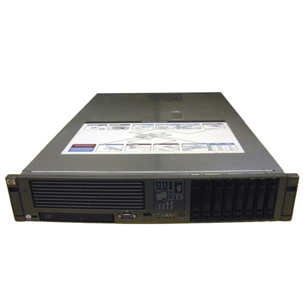 AB419A HP Integrity rx2660 Server Base w/ 1x 1.4GHz/12MB Dual Core CPU