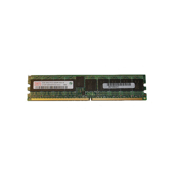 Dell PowerEdge 2GB PC2-3200R 400MHz 2Rx4 DDR2 ECC Memory RAM DIMM F6929