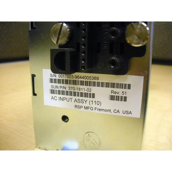 Sun 370-1811 AC Input Fan Assembly for E4000 E4500 via Flagship Tech