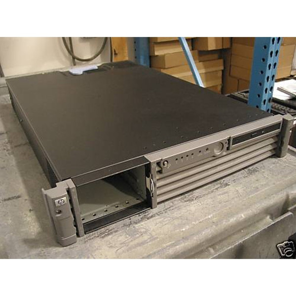 AB332A HP 1.6GHz/3MB 2GB 2x 73GB 15K U320 Rack Kit DVD
