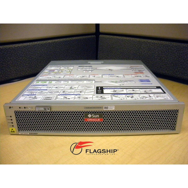 Sun Netra X4270 AC 2x 2.13GHz 4-Core, 8GB, 2x 300GB, Sun Box with Rack Kit
