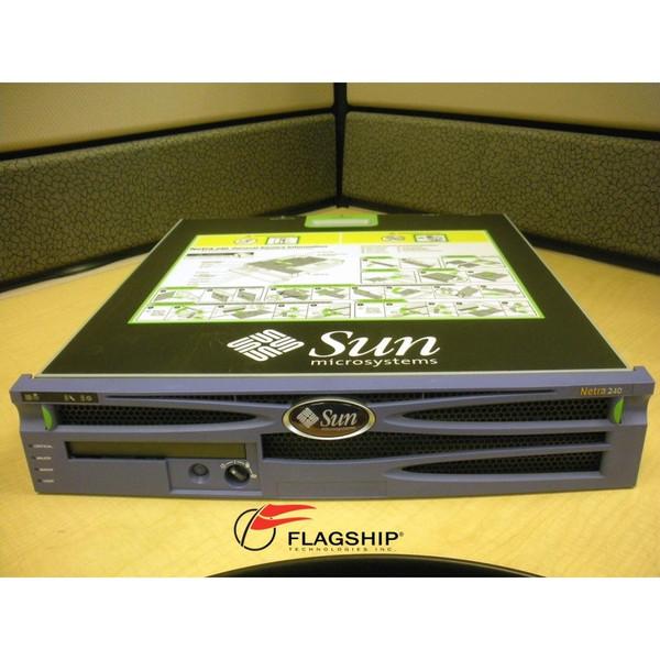 Sun N54-XL42C2-2GYBD Netra 240 2x 1.5GHz, 4GB, 2x 146GB 15K with Rack Kit