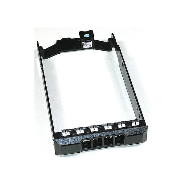 "Dell PowerEdge R310 R410 R510 Cabled Hard Drive Tray Caddy 3.5"" Y446J 0Y446J"