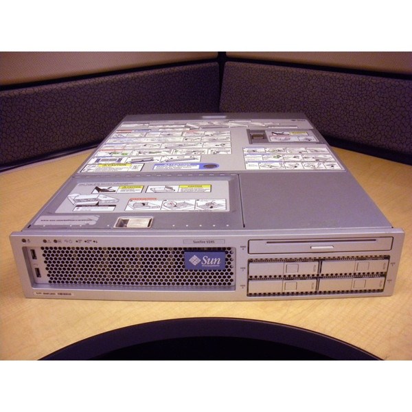 Sun V245 Base Server via Flagship Tech
