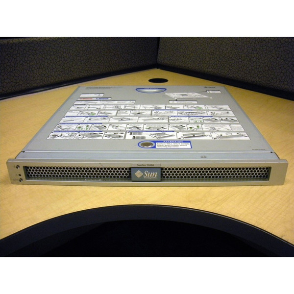 Sun T10Z106A T1000 1.0GHz 6-Core UltraSPARC T1 Base Server via Flagship Tech