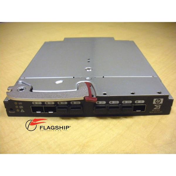 HP 489864-001 AJ820A Brocade 8/12c 8Gb FC SAN Switch for c-Class Blade