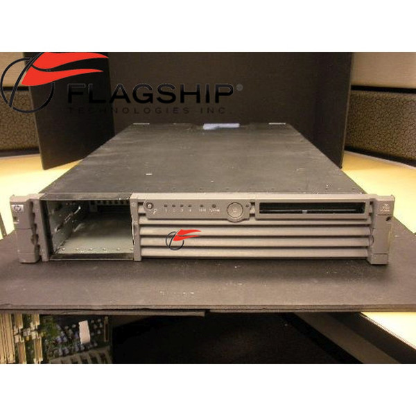 A9954A HP rp3410 2-way 800MHz pa8900 2GB 2x73GB 15K DVD 1