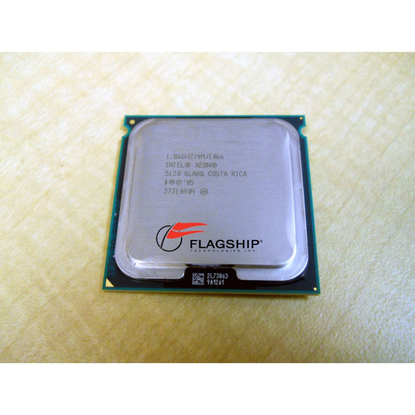 INTEL SLABQ XEON E5120 1.86 GHZ/4M DUAL CORE PROCESSOR