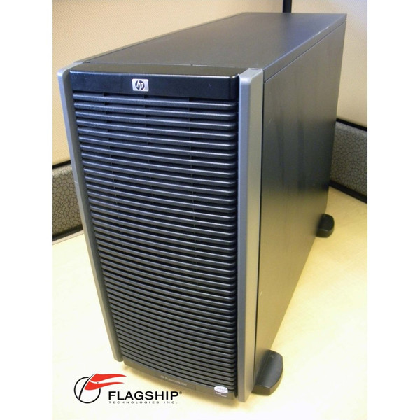 HP 470064-509 ML350 G5 Xeon E5335 2.0GHz QC (1P), 1GB LFF Tower Server