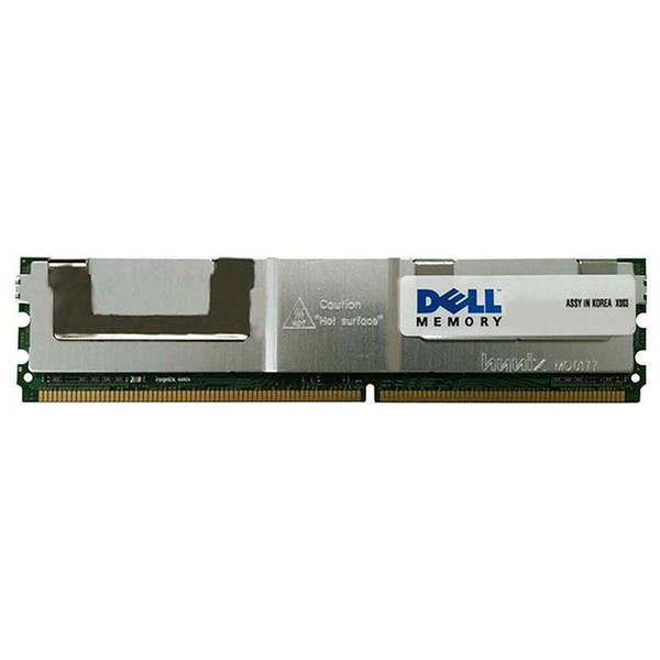 8GB (1x8GB) PC2-5300F 667MHz 4Rx4 Dell Memory RAM DIMM M788D
