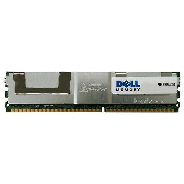 8GB (1x8GB) PC2-5300F 667MHz 4Rx4 Dell Memory RAM DIMM W986F