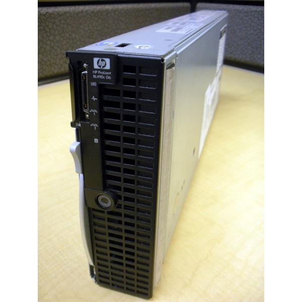 HP 498357-B21 BL490c G6 CTO Blade Server Chassis via Flagship Tech