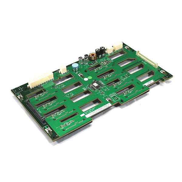 "Dell PowerEdge 2900 1x8 SAS/SATA 3.5"" Backplane Board KU482"