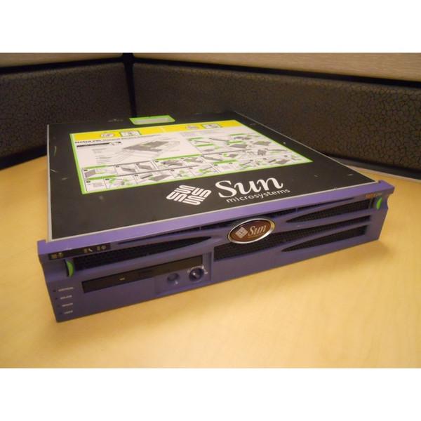 SUN Netra 240 DC 2X1.28GHZ CPU, 2GB MEMORY 2X73GB SCSI  1