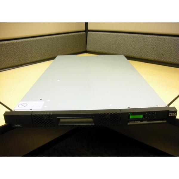 IBM 3572-S3H 45E3773 TS2900 3.6/7.2TB Ultrium LTO-3 HH Autoloader SAS Tape Drive