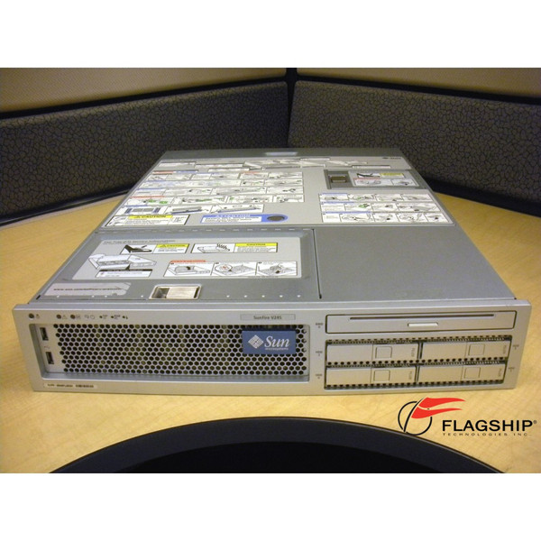 Sun Fire V245 2x 1.5GHz 8GB 2x 73GB Server 245-ELZ2C18GC2 via Flagship Tech