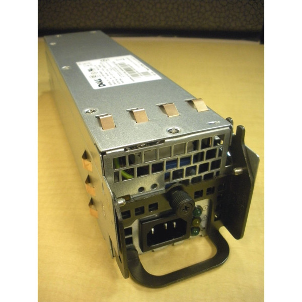 Genuine Dell 700-watt hot-swappable redundant power supply for PowerEdge 2850 rackmount servers.