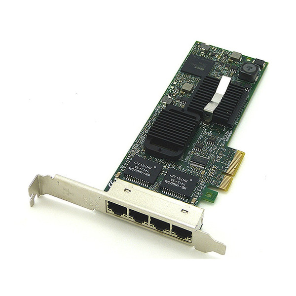 Dell YT674 Intel PRO/1000 VT Quad-Port PCI-e Gigabit