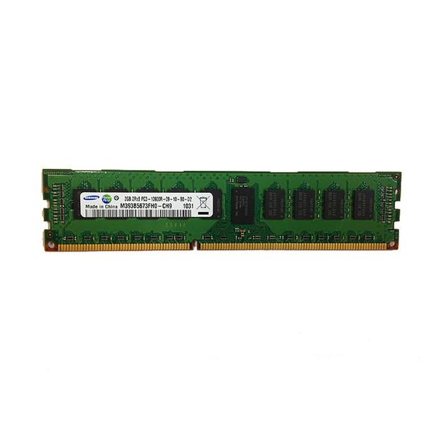 2GB (1x2GB) PC3-10600R 2Rx8 1333MHz Memory RAM RDIMM Dell DP143