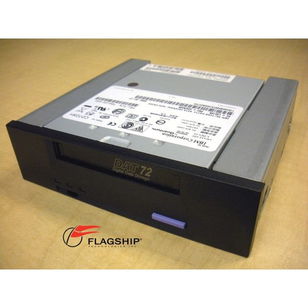 IBM 43W8480 43W8489 36/72GB 4mm DDS Gen 5 DAT72 SATA Internal Tape Drive