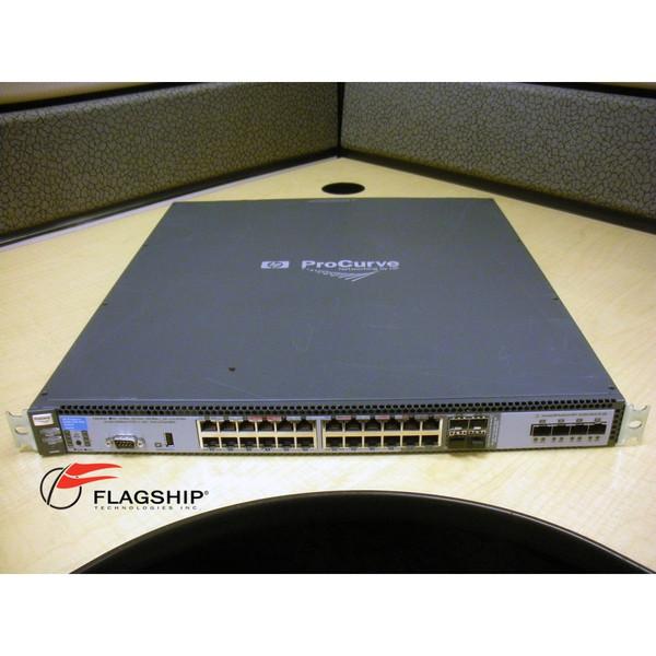 HP J9264A ProCurve 6600-24G-4XG Switch