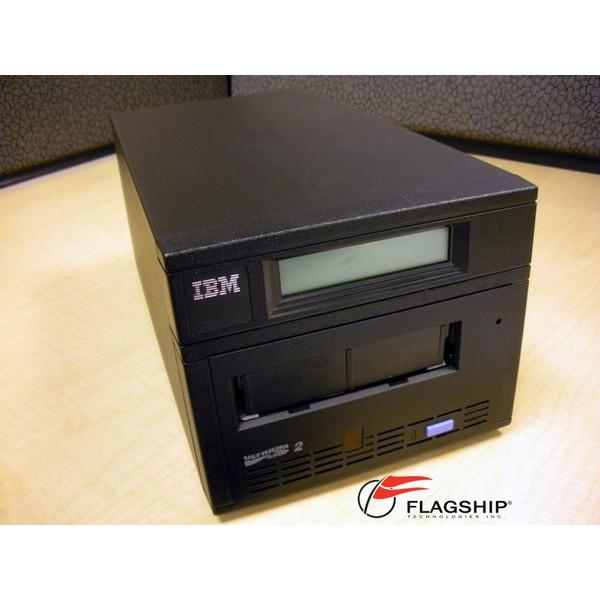 IBM 3580-L23 200/400GB Ultrium LTO-2 External SCSI LVD Tape Drive