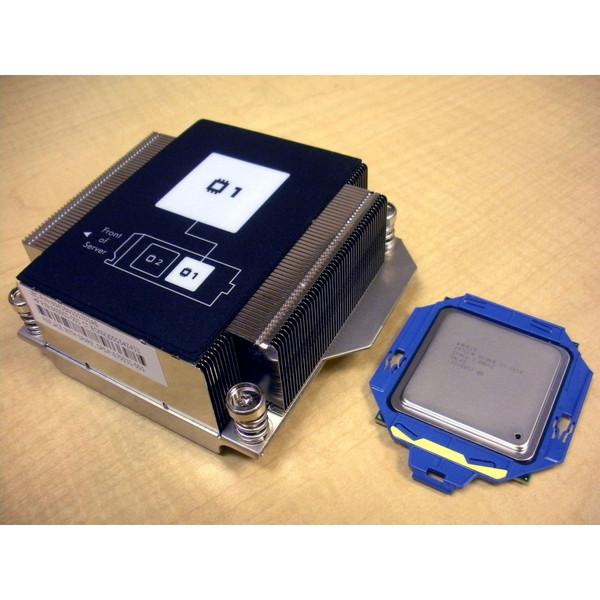 HP 662069-L21 670529-001 Xeon E5-2620 6C 2.0GHz/15MB Processor Kit BL460c Gen8 via Flagship Tech
