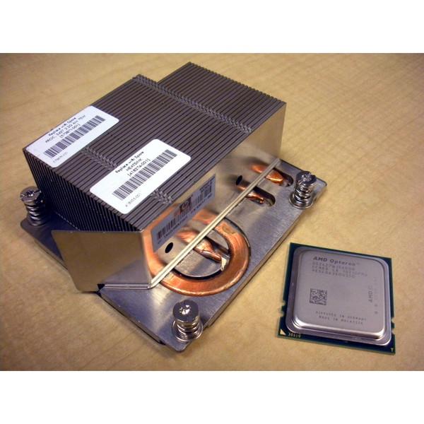 HP 539795-B21 539795-L21 AMD Opteron 2427 6C 2.2GHz/6MB Processor Kit BL465c G6 via Flagship Tech